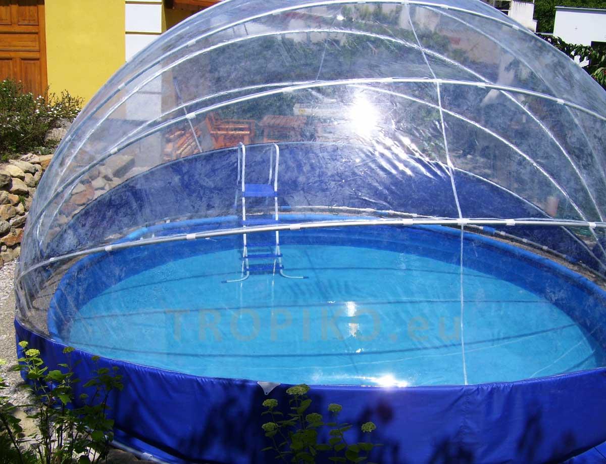 avantages d une piscine couverte tropiko france. Black Bedroom Furniture Sets. Home Design Ideas